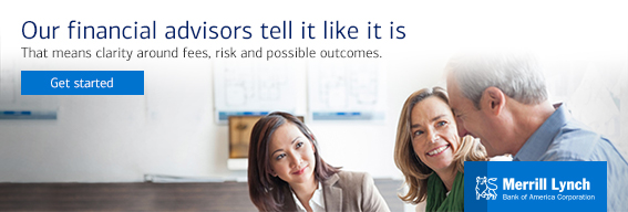 Our financial advisors tell it like it is. That means clarity around fees and possible outcomes.